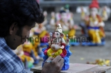 Ganesh Chaturthi Festival Preparations
