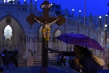 Devotees Gathered At Mount Marry Church Ahead Of Mount Marry Fair In Mumbai