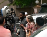 "Hollywood Filmmaker Christopher Nolan Shoots In Mumbai For His Next Film ""Tenet"""