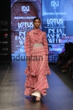 Lotus Make-up India Fashion Week 2019