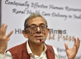 Press Conference Of Nobel Prize Winner For Economics Abhijit Banerjee