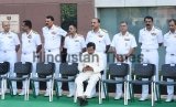 Defence Minister Rajnath Singh Addresses Naval Commanders Conference