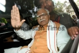 Haryana Chief Minister Manohar And Other Party Leaders Meet JP Nadda Regarding Discussion Of Haryana Government Formation