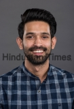 HT Exclusive: Profile Shoot Of Bollywood Actor Vikrant Massey