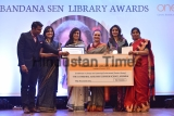 Bandana Sen Library Awards For Their Work On Libraries