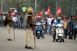 Honda Workers March To District Court Office In Gurugram, Seek Fast Resolution