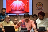 Delhi BJP President Tiwari Launches Online Application Module For License Under Household Industry Category