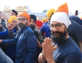 Bollywood Actor Aamir Khan Pays Obeisance At Golden Temple