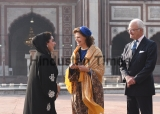 Swedish King Carl XVI Gustaf And Queen Silvia India Tour