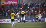 I-League Match In Srinagar