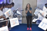 Shannon Miller Attends TMM Event In Mumbai
