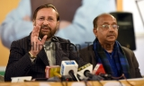 Union Minister Prakash Javadekar Addresses A Press Conference On The Ongoing Protests At Shaheen Bagh