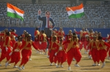 Delhi Chief Minister Arvind Kejriwal Attends state level Republic Day function at Chhatrasal Stadium