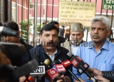 AAP Leaders Meet Election Commission On Circulation Of Fake Delhi Government School Videos By BJP Leaders