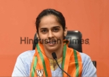 Ace Badminton Player Saina Nehwal Joins BJP