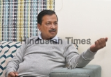 Interview Of Delhi Chief Minister And AAP Convener Arvind Kejriwal