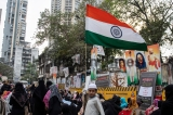 Protest Against CAA-NRC In Mumbai