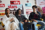 Starcast Of  �Love Aaj Kal' Visits HT Office For Promotion