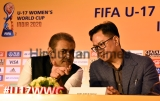 Launch Of Official Slogan For The FIFA U-17 Women's World Cup