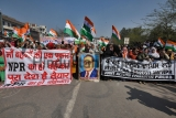 Shaheen Bagh Protesters March Towards Home Minister Amit Shah's Residence