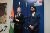 French Ambassdor Hosts A Party To Celebrate Designer Rahul Mishra Participation In Paris Haute Couture Week