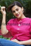 HT Exclusive: Profile Shoot Of Bollywood Actor Taapsee Pannu