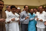 Maharashtra Government Hosts Customary Tea Party On The Eve Of The Budget Session