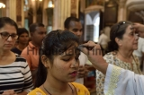 Indian Christians Celebrate Ash Wednesday