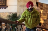HT Exclusive: Profile Shoot Of Punjabi Actors Ammy Virk And Tania