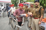Ghaziabad Police Carries Out Operation Milan