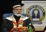 Bollywood Actor Pankaj Kapoor Attends 46th Annual Convocation Of Guru Nanak Dev University